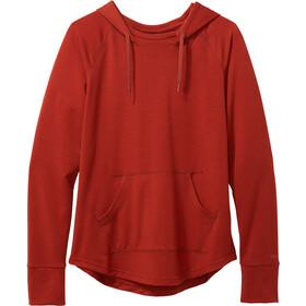 Marmot La Linea bluse Damer, rød
